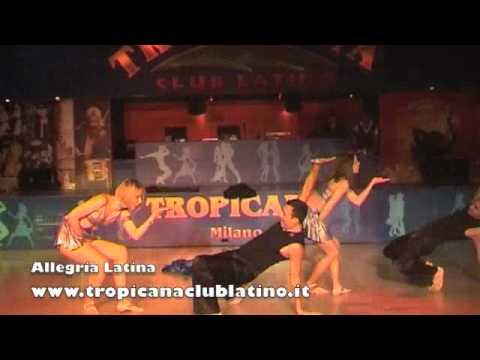 Tropicana Club Latino Milano - Allegria Latina