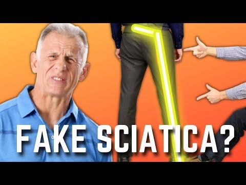 Do You Have FAKE Sciatica? Herniated Disc vs Piriformis. How to Tell