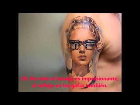 50 Tatuajes Super Realistas En 3d Que Te Impresionaran Youtube