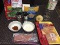 簡単料理  ほうれん草とチキンのクリーム煮を作ってみた