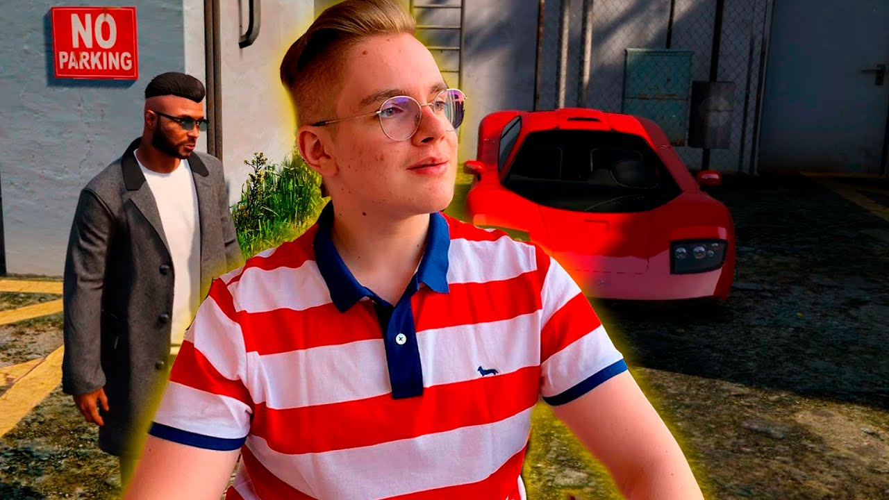Я ВЕРНУЛСЯ И КУПИЛ СПОРТ-КАР НА GTA 5 RP STRAWBERRY!