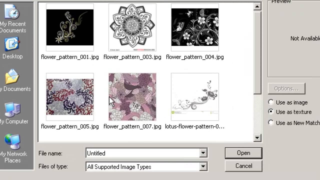 Hướng dẫn sử dụng Sketchup, phần 3: Sơn chất liệu bằng hình ảnh lên bề mặt cong #1
