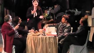 Play Puccini La Boheme - Act I Al Quartiere Latin