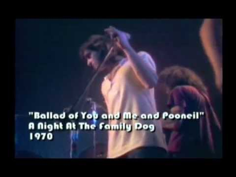 Ballad of you and me and Pooneil 1970