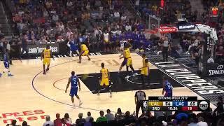 Los Angeles Lakers vs LA Clippers - 3rd Qtr Highlights | October 22, 2018 19 NBA Season