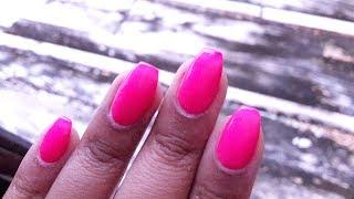 Simple Custom Gel Polish Colour Mix