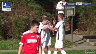 A-Junioren - 4:1 - Nico Seitz - SSV Reutlingen 1905 Fußball gegen VfR Aalen