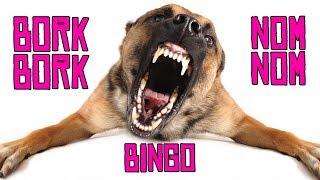 come-play-bork-bork-nom-nom-bingo