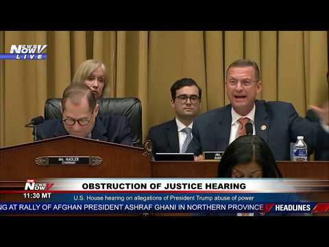 MUST WATCH: Doug Collins EXPLOSIVE Opening Statement On Trump Impeachment Hearing
