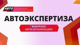 Автоэкспертиза - Выбираем автосигнализацию - АВТО ПЛЮС