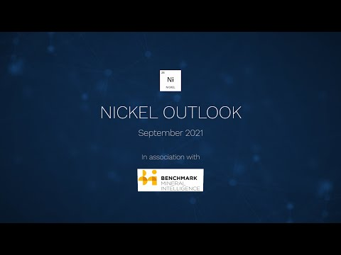 Nickel Outlook with Benchmark Mineral Intelligence