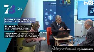 7/8 Eco. Collaboration et partage, moteurs de l'Open Innovation