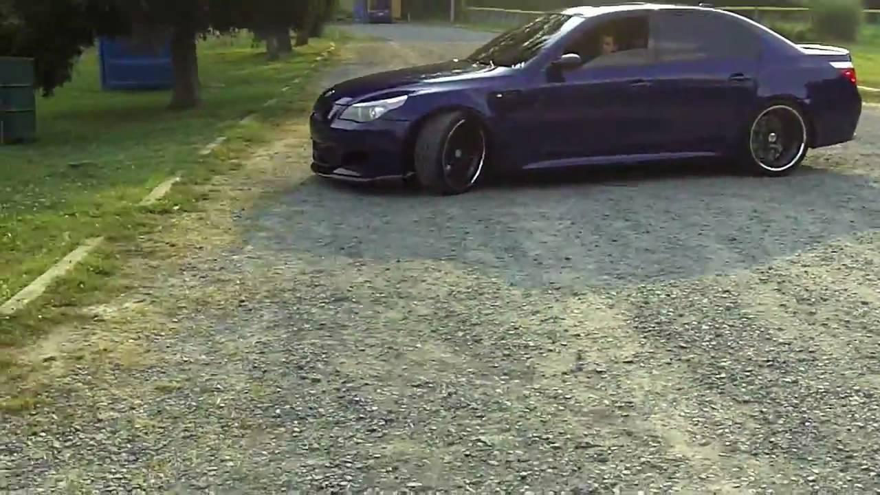 BMW M5 Meisterschaft GT2 Exhaust Drive By | Doovi