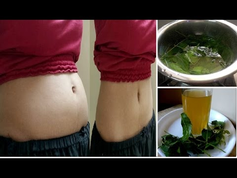 Neem Tea How i Lost 10 kg in 10 Days with Homemade Neem Tea Weight Loss Drink