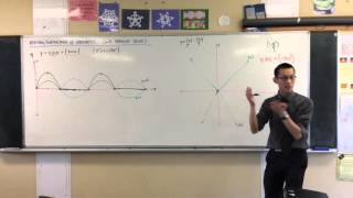 Addition/Subtraction of Ordinates w Absolute Values (2 of 4: Dealing with Linear Equations)