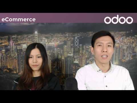 Odoo eCommerce - Get your online shop up and running
