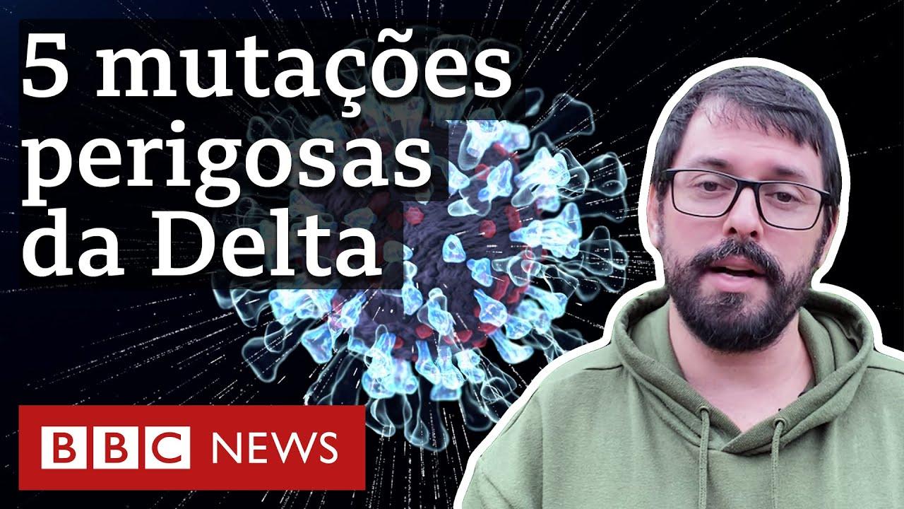 Download Variante Delta: as 5 mutações que tornam coronavírus mais contagioso e preocupante
