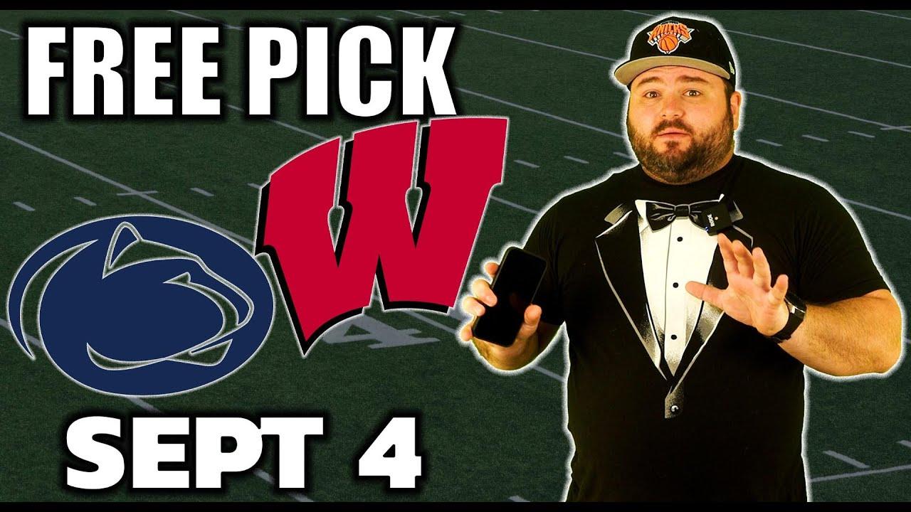 Penn State vs. Wisconsin odds, line: 2021 college football picks ...