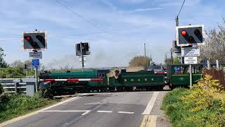 *Miniature Railway* Dymchurch (Eastbridge Road) Level Crossing, Kent