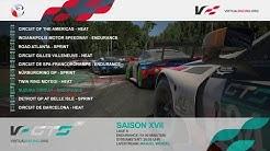 iRacing | VRGTS XVII 2020 – Lauf 8 @ Suzuka Circuit  - Endurance – Virtualracing.org