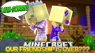 FIGHTING OVER BOYS w/ BABY ANGEL!!!THE LOVE TRIANGLE (EP 6)- Baby Leah Minecraft Roleplay!