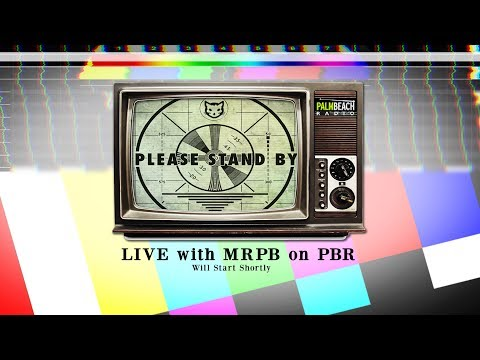 Mr. Palm Beach live on Palm Beach Radio