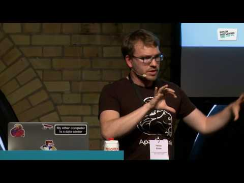 Berlin Buzzwords 2017: Fabian Hueske - Stream Analytics with SQL on Apache Flink #bbuzz on YouTube