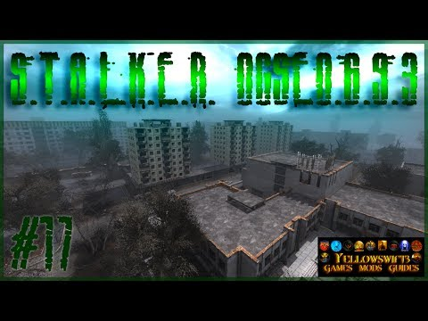 S.T.A.L.K.E.R. Shadow of Chernobyl OGSE 0.6.9.3 | V.2.10 | Blind Playthrough | 1440p 60fps | Part 17