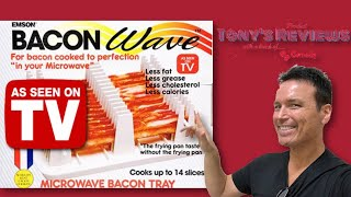 Bacon Wave Review  As Seen on TV  Version