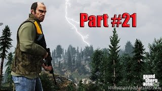 """Grand Theft Auto 5 StoryMode Walkthrough Part 21 """"Target Practise"""" 'PS4' GTA 5 PS4 Gameplay"""