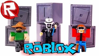 Nouveau Roblox Toys Unboxing (fr) Roblox Toys Surprise Blind Boxes (fr) Kids TV - France Toy Unboxing Pour les enfants
