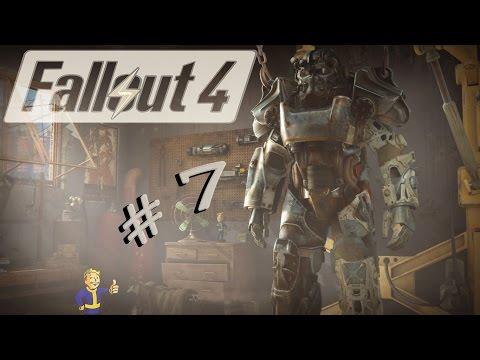 #7 Fallout 4 - Survival mode - Necrofago: Mamá quiere Jet