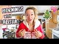 Mornings with Alisha Marie!! Vlogmas Day 2!!