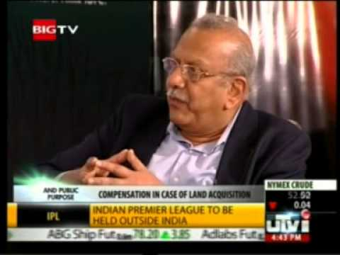 Bombay Chamber of Commerce discussion on Land Acquisition000