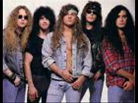 Steelheart- Never Let You Go(Angel Eyes)