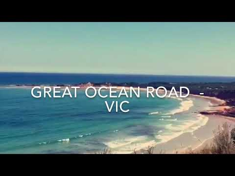 The great ocean road - VIC | ملبورن