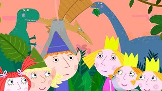 Ben and Holly's Little Kingdom | Age of the Dinosaurs | 1Hour | HD Cartoons for Kids