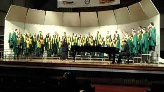 Cleveland High School A-Choir State Set -- Lamentations of Jeremiah