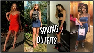 SPRING LOOKBOOK / OUTFITS OF THE WEEK ♡ Adyel Juergensen