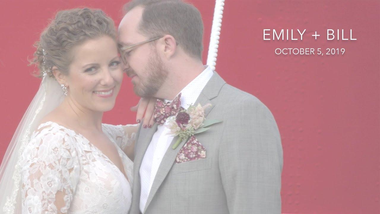 Emily + Bill