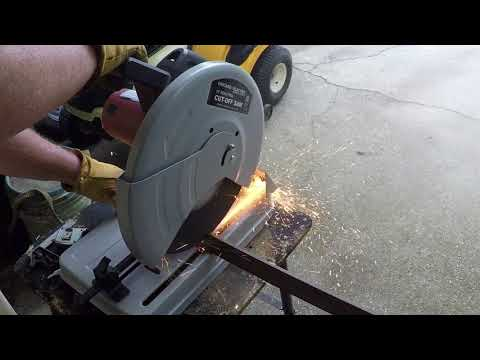"""Harbor Freight 14"""" Industrial Cut-off Saw"""