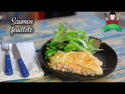 ❅-j-19-❅-recette-de-plat-de-noël-saumon-feuilleté