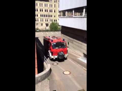Bombenalarm bei Tatort Schramberg