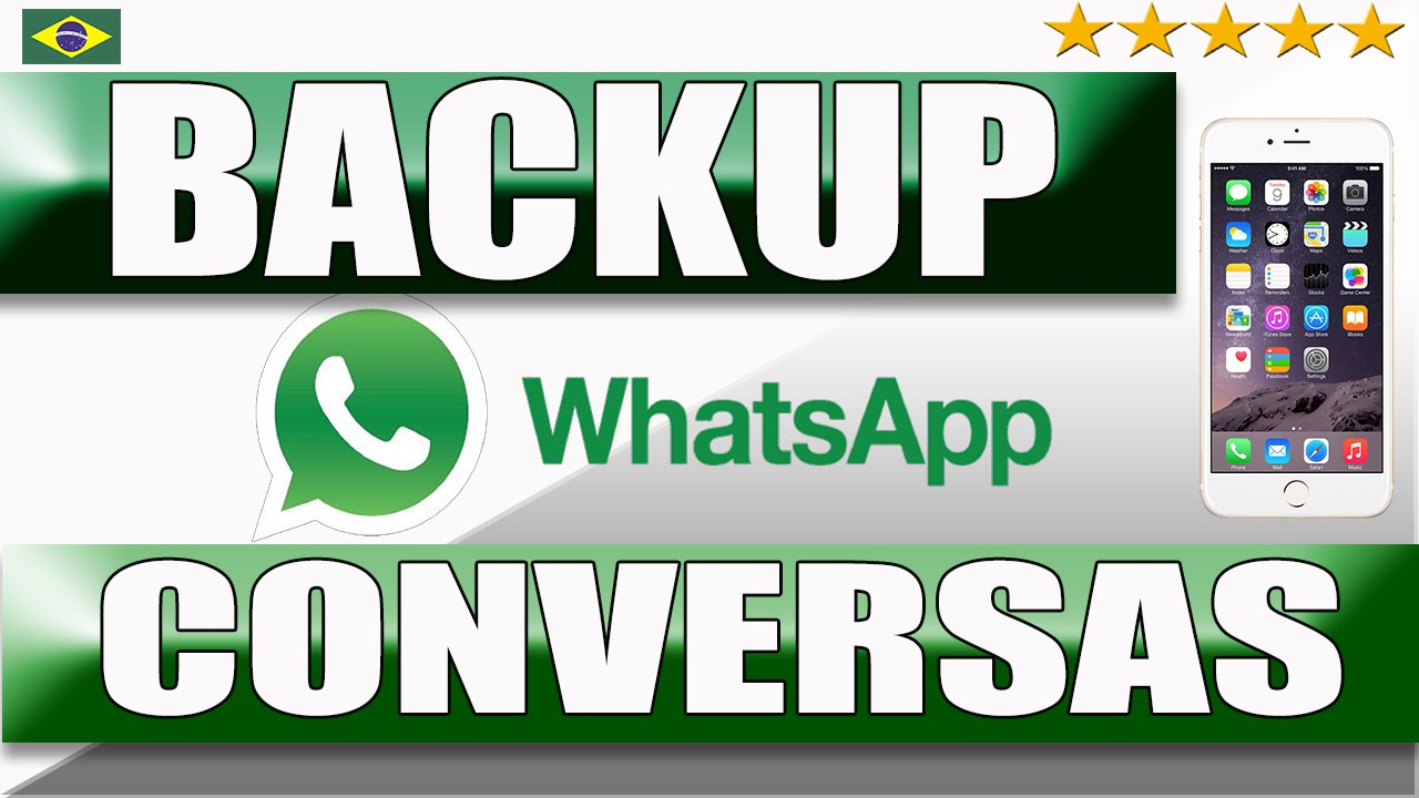como recuperar backup antigo do whatsapp iphone