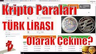 Ethereum Bitcoin ve Altcoinler Nasıl Türk Lirası Olarak Çekilir? Coinleri Türk Lirasına Çevirme