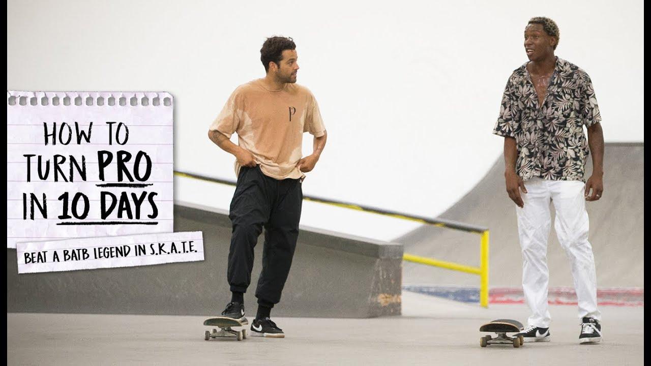 The Most Interesting Battle Ever: P-Rod Vs. SkateGoat