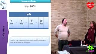 Ricard Lujano - Origen emocional enfermedades y bloqueos - Tarragona 22-11-2013 AmateTv