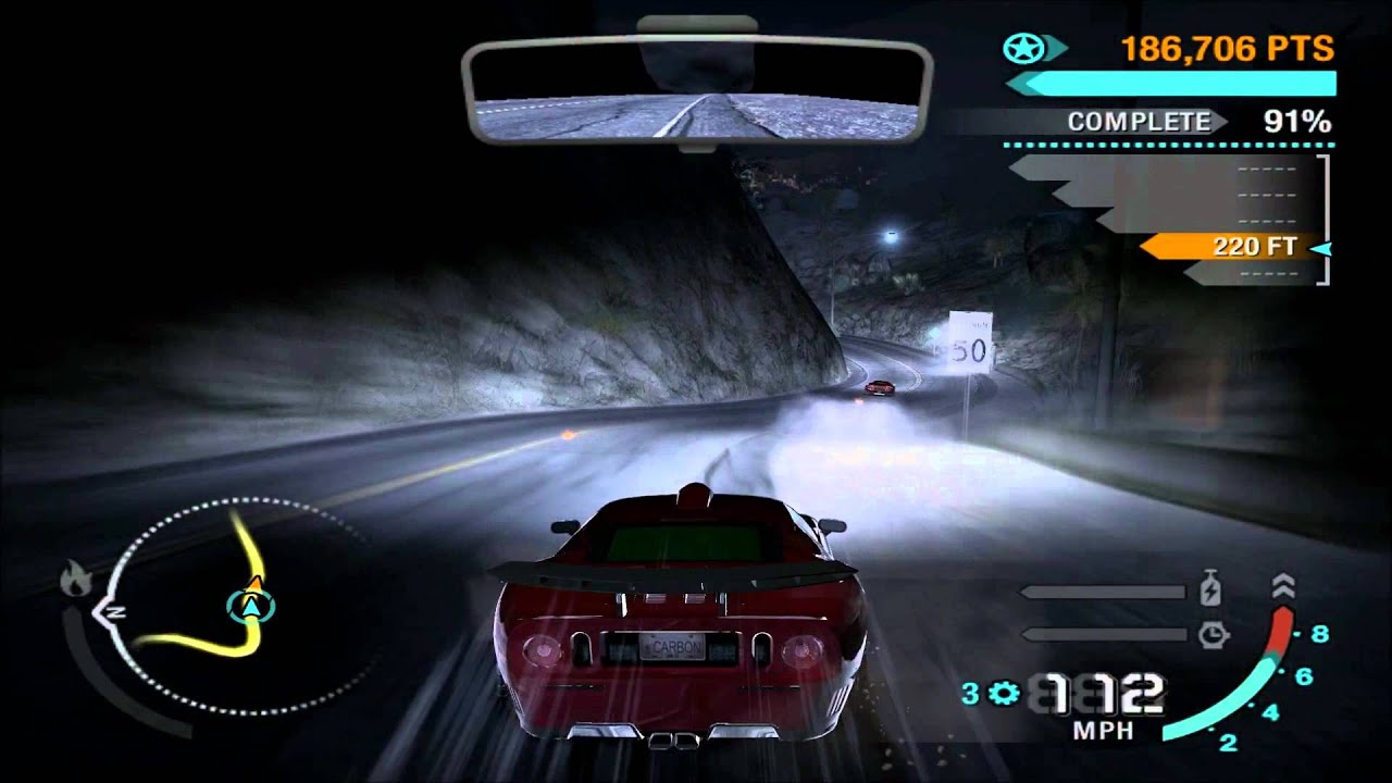 need for speed carbon collectors edition ps2