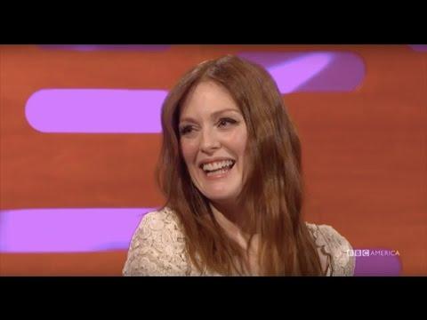 Julianne Moore's Crazy Soap Opera Life  - The Graham Norton Show