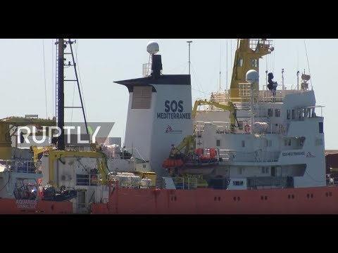 Italy: Anti-refugee vessel member outlines plans to patrol Mediterranean